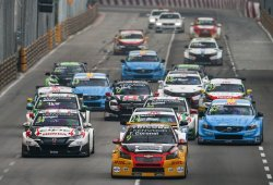 Los pilotos del WTCC validan la llegada de los coches TCR