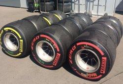 Pirelli evalúa tener hasta ocho compuestos diferentes en 2018