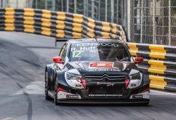 Pole con récord de pista para Rob Huff en Macao