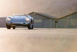 Porsche 550A Spyder victorioso en Le Mans a subasta