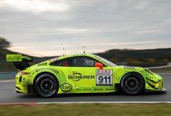 Porsche Manthey apuesta por la Blancpain Endurance Cup