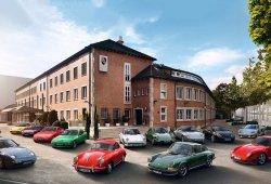 Porsche trabaja en una protección antirrobo para sus modelos clásicos