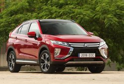 Precios del Mitsubishi Eclipse Cross: analizamos la gama para España