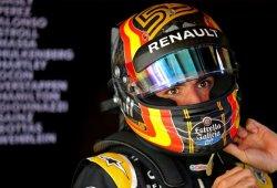 Renault, a medio camino entre el ataque y la defensa en Abu Dhabi