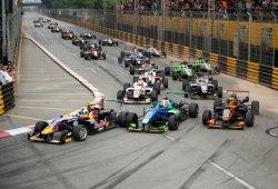 Previo y horarios del 64º Gran Premio de Macao de F3