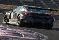 Primer test de 24 Horas del BMW M8 GTE en Paul Ricard