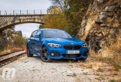Prueba BMW 118d, requiem por un compacto diferente