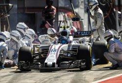 Stroll gana la carrera en boxes con el segundo mejor pit-stop del año