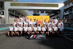 Mercedes se lleva el título de equipo más eficiente en boxes, Williams el récord