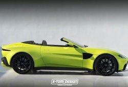 Aston Martin Vantage Volante: así será el nuevo Vantage roadster