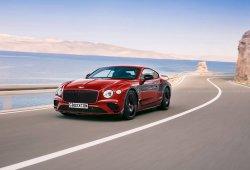 Así puede ser el nuevo Bentley Continental GT Supersports
