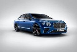 Así luce el Bentley Flying Spur 2019 con el diseño del nuevo Continental GT