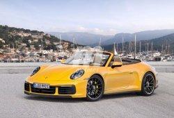 Porsche 911 Cabrio 2018: un interesante adelanto de la nueva generación
