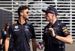 Ricciardo se ve con Ferrari, Verstappen disputando la victoria con Mercedes