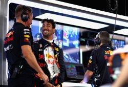 """Ricciardo: """"Creo que estamos a la altura de los Ferrari"""""""
