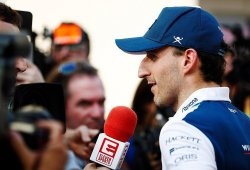 """Robert Kubica: """"No estoy pilotando con una mano, es imposible"""""""