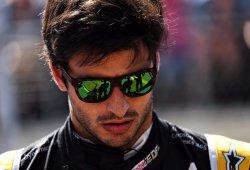"""Sainz: """"Me quedé por fuera en la curva 2 y me echaron, es lo que hay"""""""