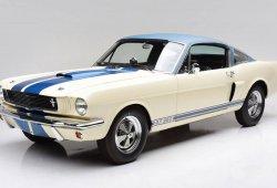 Pieza única: el primer prototipo del Shelby GT350 1966 a la venta