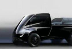 """Tesla Pick-up Truck Concept: el """"caja abierta"""" del camión eléctrico"""