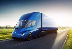 Walmart encarga 15 unidades del camión eléctrico Tesla Semi