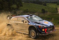 Thierry Neuville cierra el WRC ganando el Rally de Australia