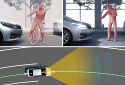 La segunda generación de Toyota Safety Sense será una realidad en 2018