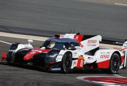 Toyota triunfa en el adiós de Porsche del WEC