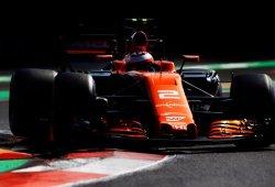 Vandoorne llevará en Interlagos el alerón experimental que estrenó Alonso en Austin