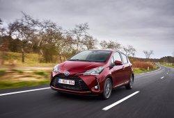 Suecia - Octubre 2017: Toyota Yaris, en el Top 10 dos años después