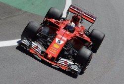 Vettel domina una sesión pensando en 2018