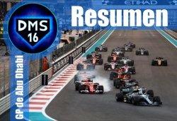 [Vídeo] Resumen del GP de Abu Dhabi F1 2017