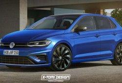 Así sería el Volkswagen Polo R que se está planteando ya la marca
