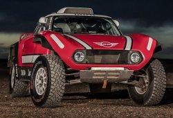 Dakar 2018: X-Raid presenta el Mini JCW Buggy