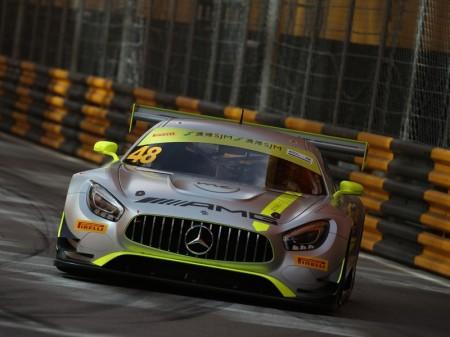 Sólo ocho GT3 sobreviven al caos de la FIA GT World Cup