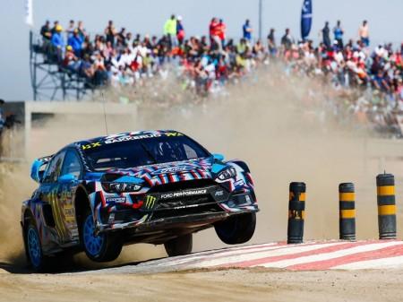 Andreas Bakkerud piensa en formarse y competir en WRC2
