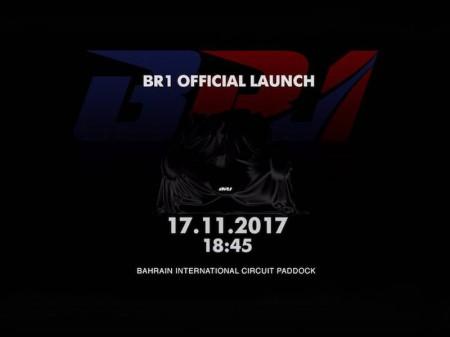 El BR1 LMP1 será presentado en las 6 Horas de Bahrein