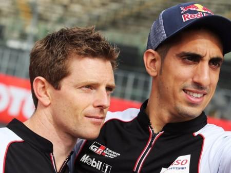 Buemi y Davison aprueban el puntaje reducido de Le Mans