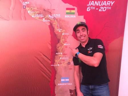 "Dakar 2018: Nani Roma, ""muy motivado"" en su vuelta a Mini"