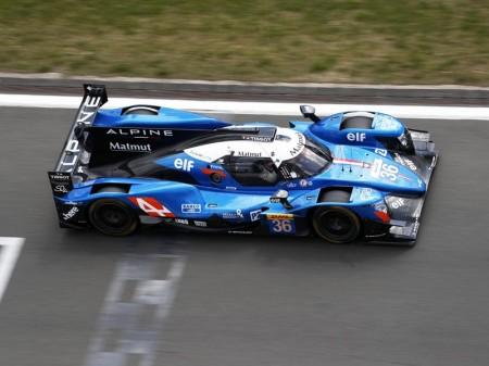 Trece coches tomarán parte del 'rookie test' del WEC