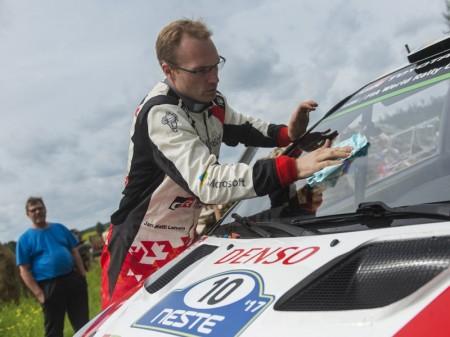 Sólo dos balas para Toyota en el Rally de Australia