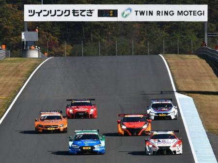 El DTM cumple con su visita al Súper GT en Motegi