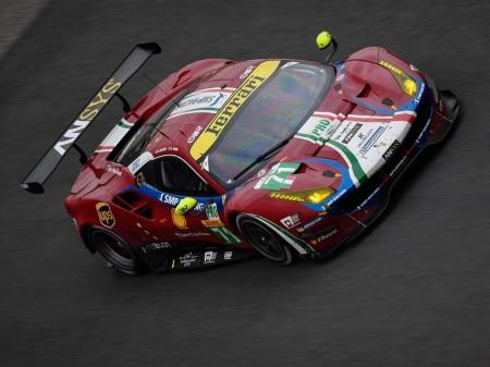 Los Ferrari 488 GTE y 488 GT3 tendrán su evolución en 2018