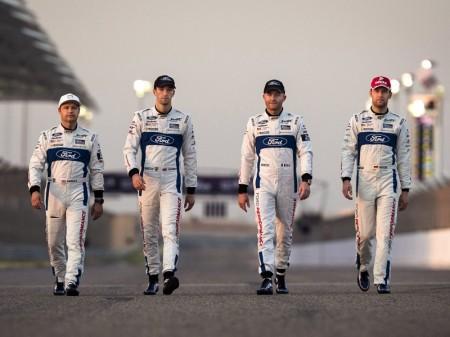 Ford repite pilotos en la temporada 2018-19 del WEC