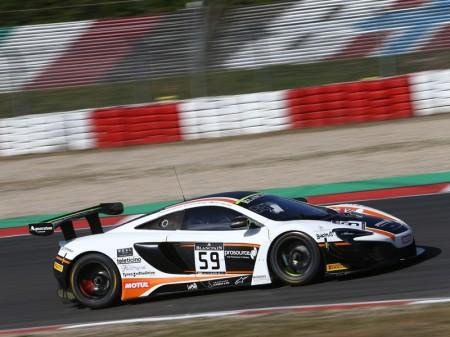 Garage 59 vuelve a ser equipo de referencia de McLaren GT