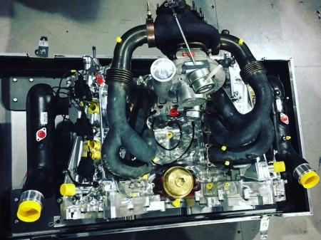 Ginetta tiene el primer motor Mecachrome para su LMP1