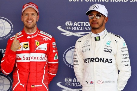 """Hamilton a Vettel tras Bakú: """"Respétame o tendremos problemas"""""""