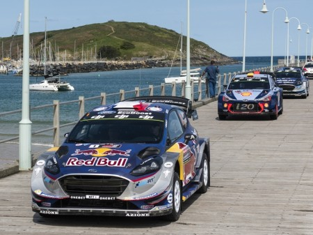 Hyundai y M-Sport rotarán pilotos en su tercer coche