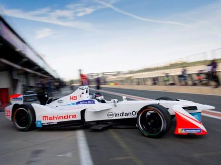 Lista de inscritos oficial de la Fórmula E 2017-18