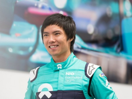Ma Qing Hua, nuevo piloto reserva de NIO Fórmula E