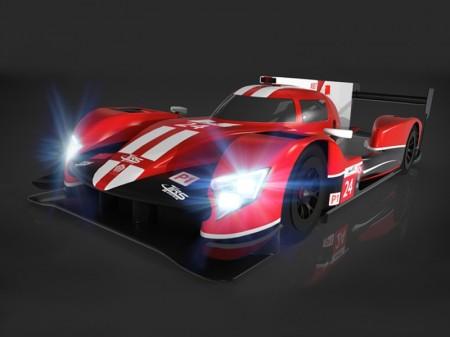 Manor apuesta por el chasis Ginetta en su paso a LMP1